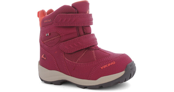 Viking Kids Toasty GTX Shoes Fuchsia/Coral